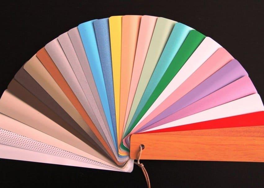 цвета жалюзи